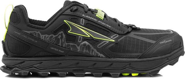 Altra Lone Peak 4 Running Shoes Dame black